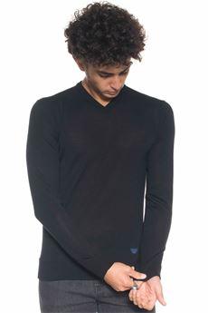 Maglia collo a V Armani Jeans | 7 | 6Y6MC7-6M21Z1200