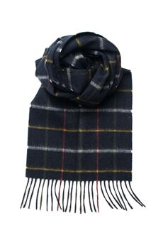 Ba Country Tattersal Scarf Barbour | 77 | BAACC1591-LSC0134NY55
