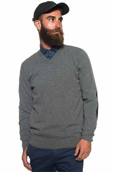 V-neck pullover Barbour | 7 | BAMAG0428-MKN0767GY52
