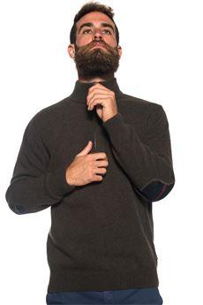 Pullover mezza zip Barbour | 7 | BAMAG0473-MKN0837OL91