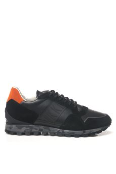 Sneakers con lacci Bikkembergs | 5032317 | BKE108863BLACK