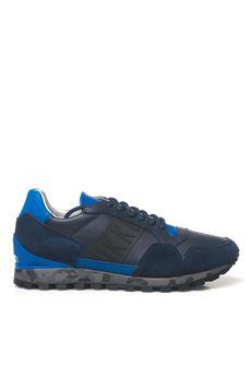 Sneakers con lacci Bikkembergs | 5032317 | BKE108864BLU