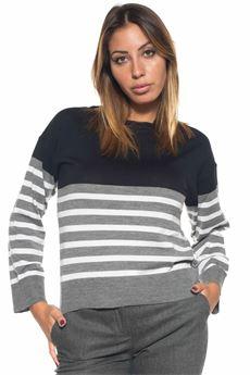 Wool jumper Blue Les Copains | 7 | 0J10102188