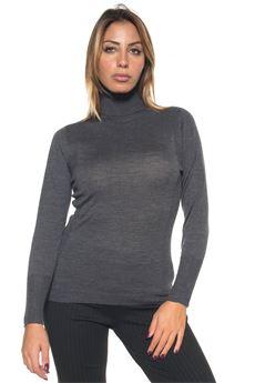 Wool jumper Blue Les Copains | 7 | 0J10511124