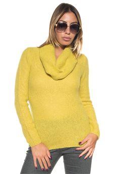 Wool jumper Blue Les Copains | 7 | 0J13516298