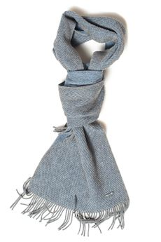 Wool scarf BOSS by HUGO BOSS | 77 | ALBAS-50373840489