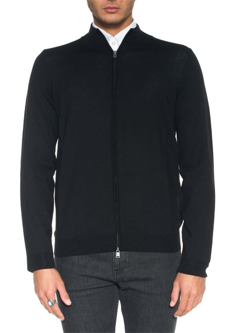 Cardigan zip con doppio cursore BOSS by HUGO BOSS | 39 | BALONSO-50373629001