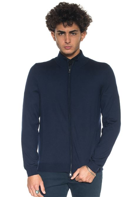 Cardigan zip con doppio cursore BOSS by HUGO BOSS | 39 | BALONSO-50373629410