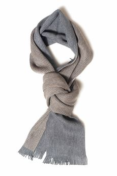 Wool scarf BOSS by HUGO BOSS | 77 | MAROSO-50373818030