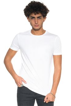 Short-sleeved round-necked T-shirt BOSS by HUGO BOSS | 8 | TESSLER51 WS-50329865100