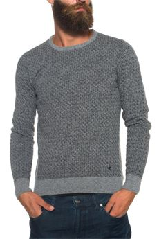 Round-neck pullover Brooksfield | 7 | 203F-K031V0033