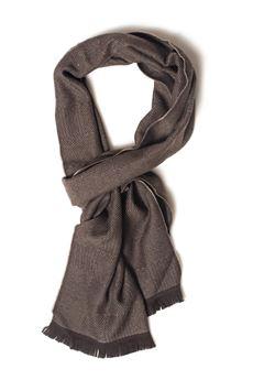 Classic scarf Canali | 77 | 06-MF00090500