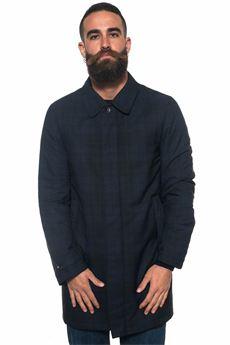 High-tech fabric dust coat Canali | 20 | O10214-SG00838301