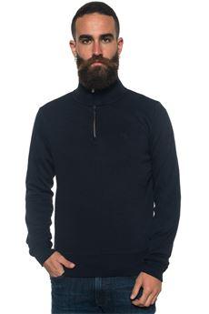 Sweatshirt with half zip Gant | 20000055 | 2028000405