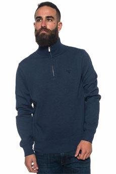 Sweatshirt with half zip Gant | 20000055 | 2028000487