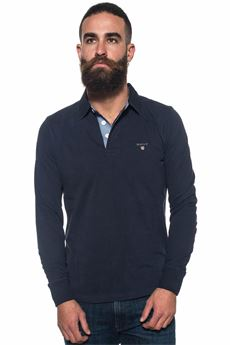 Polo manica lunga Gant | 2 | 235500433