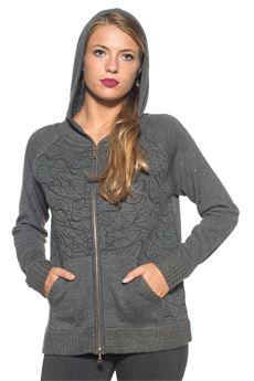Sweatshirt with hood Luckylu | 20000055 | 24LL-CM19FE0707