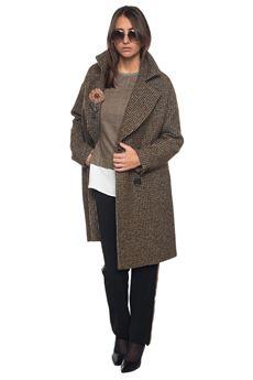 Bouclé coat Mariella Rosati | 17 | CINZIAY002