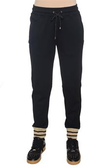 Sweat trousers with drawstring Mariella Rosati | 9 | SUSANX001