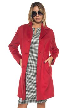 Coat with 3 buttons Max Mara studio | 17 | CALMO-10587016