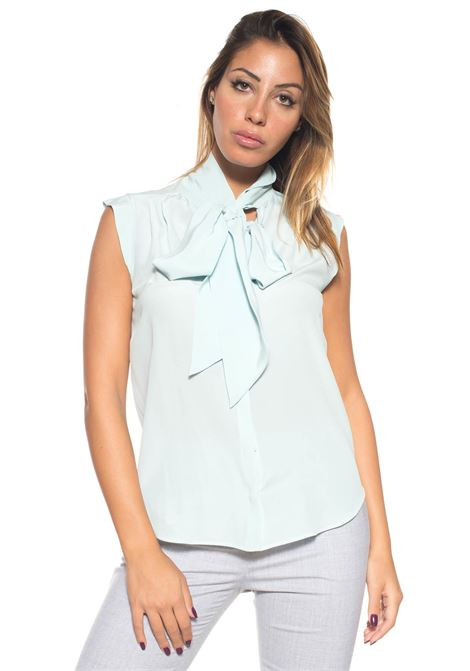 Blouse in silk Max Mara | 6 | TEVERE-10111006
