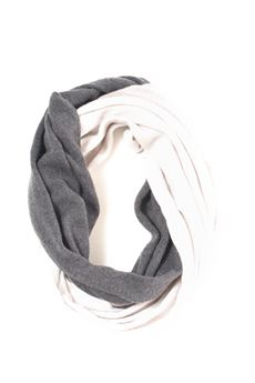 Ring form scarf Panicale | 77 | D21310-SC0975
