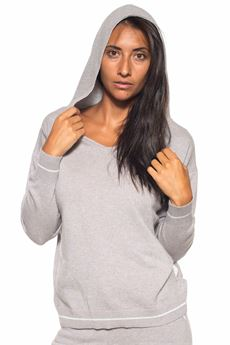 Hooded pullover Panicale | 7 | D21547-CA915
