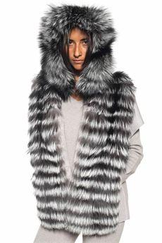 Vest with zip Panicale | 38 | D21894-CA925