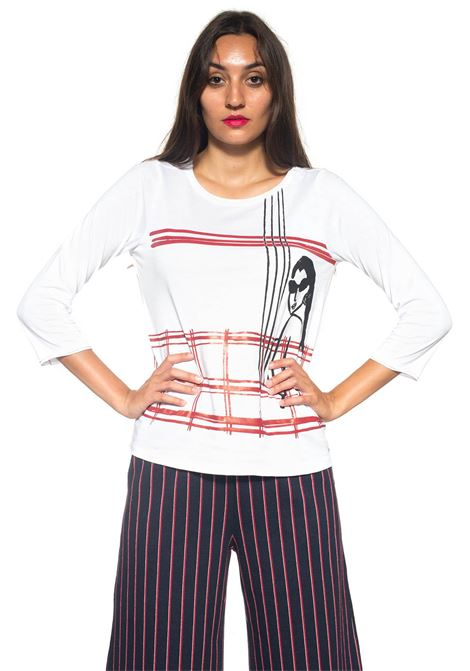 T-shirt long sleeves Pennyblack | 8 | LAPATTY-G02002