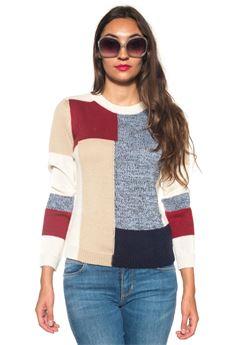 Pullover girocollo Pennyblack | 7 | ODEON-G05001
