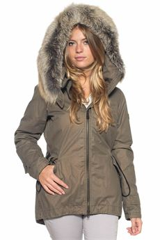 Device LM Fur jacket Peuterey | -276790253 | DEVICE LM FUR-PED2696945