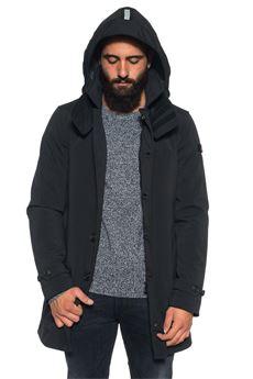 Trebbio hooded jacket Peuterey | 20000057 | TREBBIO-PEU2179NER