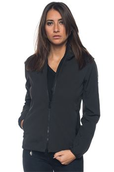 Hooded harrington jacket Refrigue | -276790253 | EVO3-R5712SLS2WBLACK