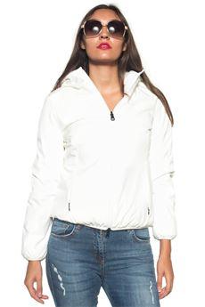 Bomber jacket Refrigue | -276790253 | HEMMA-R57415HYS2WWHITE