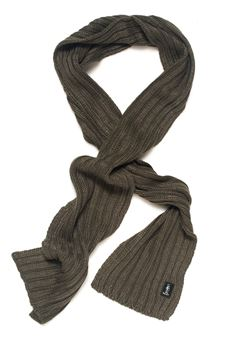 Sciarpa a coste larghe Refrigue | 77 | SCARF-R85007NAS2UMILITARY