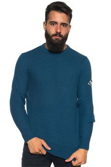 Round-necked pullover Roy Rogers | 7 | CREW NECK-WOOL E KASHMEREINDACO
