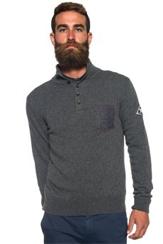 Maglia in lana Roy Rogers | 7 | POLO-WOOL KASHMERE019