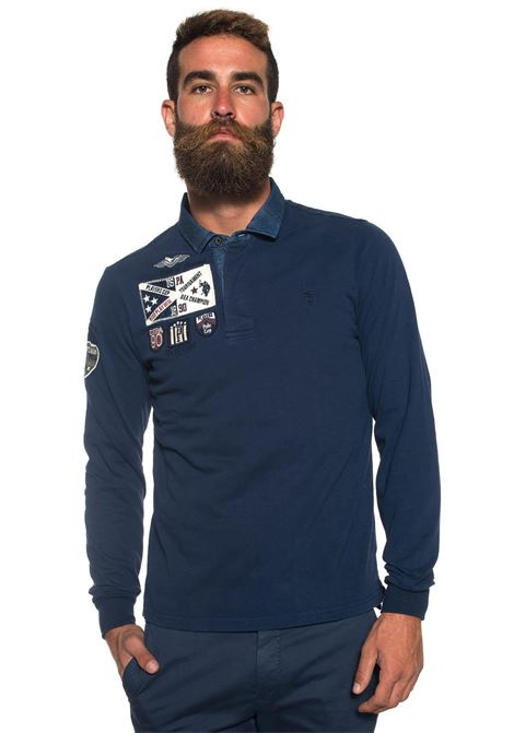 Polo shirt long sleeves US Polo Assn | 2 | 42684-47773177