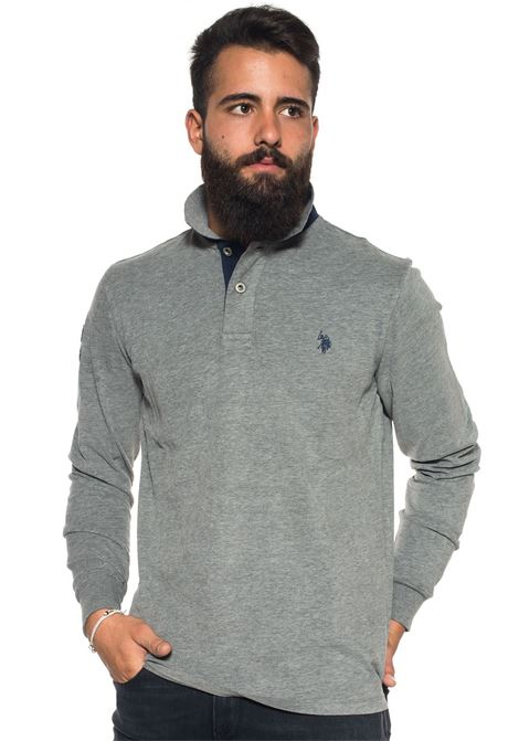 Polo shirt long sleeves US Polo Assn | 2 | 42694-47773289
