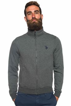 Sweatshirt with zip US Polo Assn | 20000055 | 42713-49151189