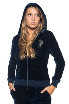 Sweatshirt with hood US Polo Assn | 20000055 | 42813-51920179