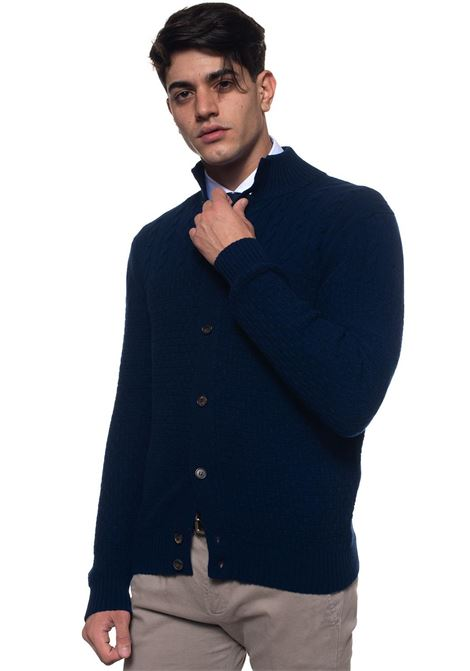 Cardigan with buttons Andrea Fenzi | 39 | C16-D71254758