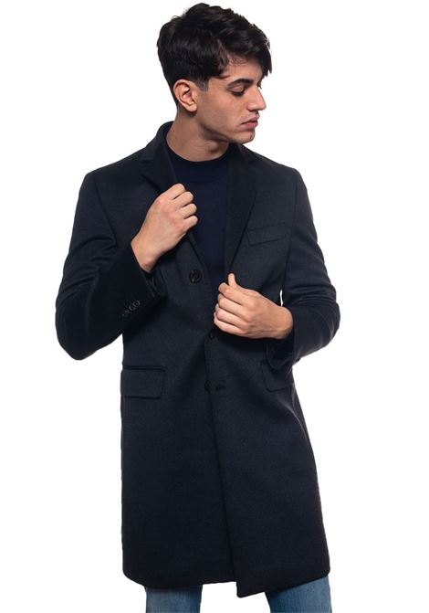 Cappotto 3 bottoni Angelo Nardelli | 17 | 4545-W106790