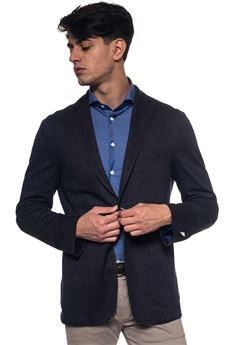 Jacket with 2 buttons Angelo Nardelli | 3 | 54410-M147571