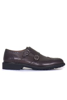 Leather shoes Angelo Nardelli | 12 | 82232-G847170