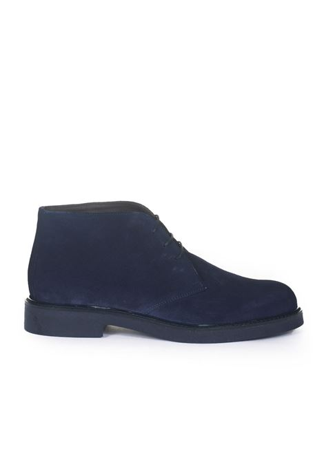 Suede ankle boots Angelo Pallotta | 12 | CP267BLU