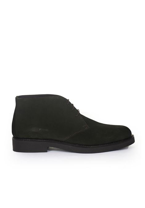 Suede ankle boots Angelo Pallotta | 12 | CP267VERDE