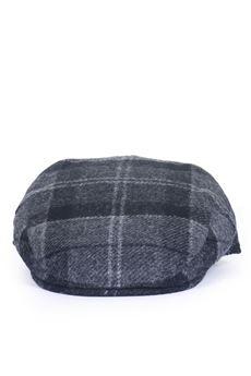 Cappello modello Borsalino Barbour | 5032318 | BAACC1113BK11