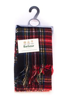 Scarf Barbour | 77 | BAACC1124BK71