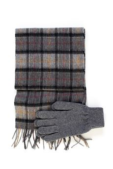 Gloves and scarf set Barbour | 5032240 | BAACC1131TN71